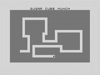 *SUGAR CUBE MUNCH*SLR83