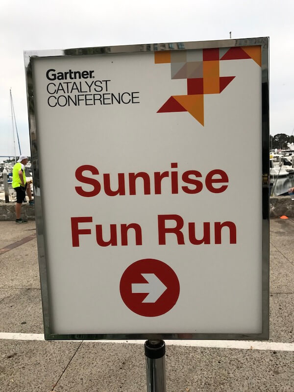 Image for race Gartner Catalyst Sunrise Fun Run
