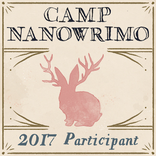 Camp NaNoWriMo 2017 Participant