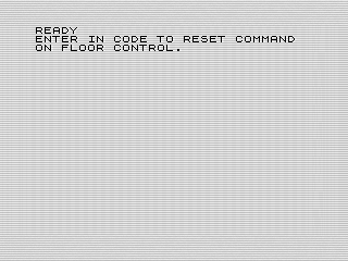 Code IV help command screen shot, Steven Reid 1985/2017