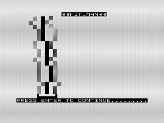 **HITMAN**SLR/1983****