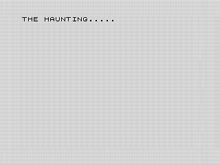 *THEHAUNTING**SLR/1985